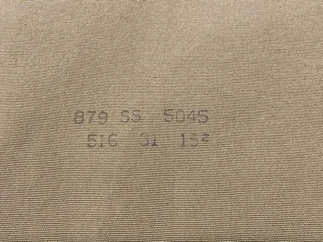 5月2日(土)マグネッツ大阪店オンラインストア開設!!スーペリア入荷日!!10:30~一挙公開!!#7 Work編!!RopingStitch Shirt,Chambray&Cotton Piante_c0078587_15424065.jpg