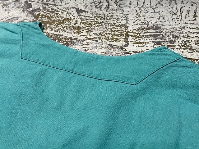 5月2日(土)マグネッツ大阪店オンラインストア開設!!スーペリア入荷日!!10:30~一挙公開!!#7 Work編!!RopingStitch Shirt,Chambray&Cotton Piante_c0078587_16253103.jpg