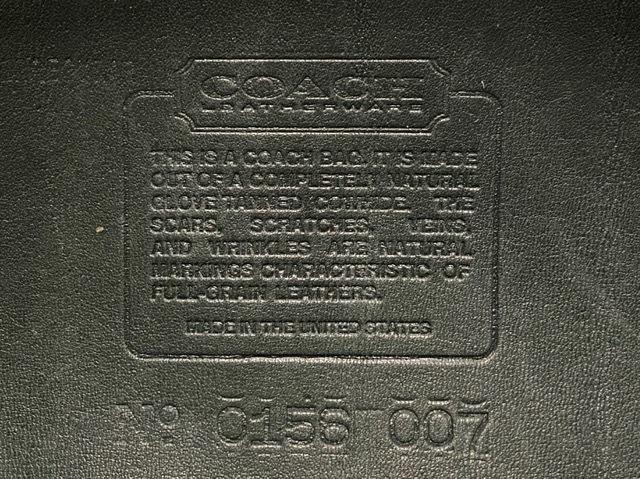 マグネッツ神戸店5/2(土)ONLINE限定スーペリア入荷! #9 COACH Leather Bag!!!_c0078587_16531399.jpeg
