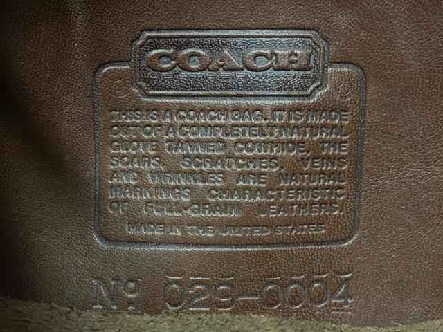 マグネッツ神戸店5/2(土)ONLINE限定スーペリア入荷! #9 COACH Leather Bag!!!_c0078587_16562296.jpeg