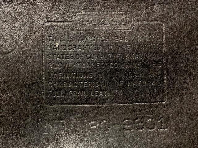 マグネッツ神戸店5/2(土)ONLINE限定スーペリア入荷! #9 COACH Leather Bag!!!_c0078587_17122004.jpeg