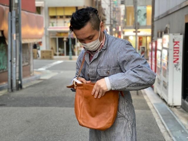 マグネッツ神戸店5/2(土)ONLINE限定スーペリア入荷! #9 COACH Leather Bag!!!_c0078587_19440855.jpg
