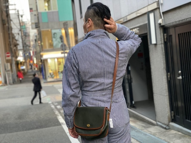 マグネッツ神戸店5/2(土)ONLINE限定スーペリア入荷! #9 COACH Leather Bag!!!_c0078587_19511191.jpg