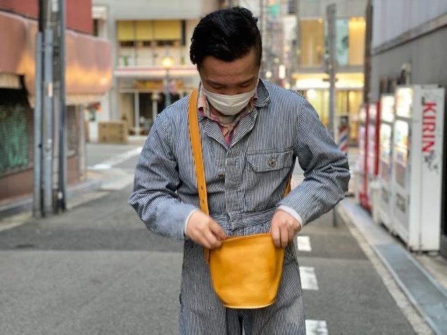マグネッツ神戸店5/2(土)ONLINE限定スーペリア入荷! #9 COACH Leather Bag!!!_c0078587_19514236.jpg