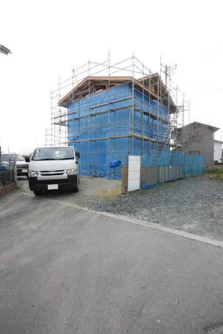 堂西建売住宅 現場報告_e0150787_17050020.jpg