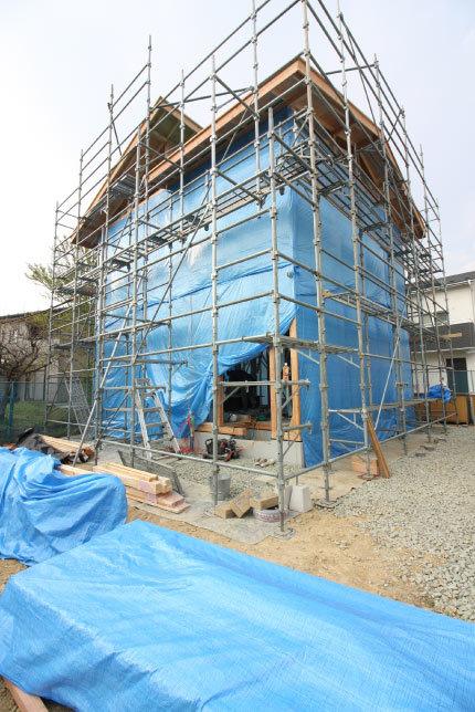 堂西建売住宅 現場報告_e0150787_17172969.jpg