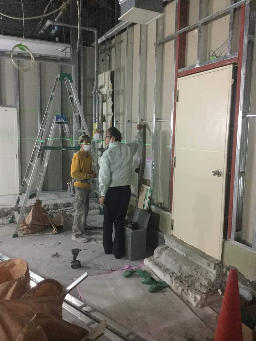 戸塚店(新店)改装工事スタートいたしました。_e0190287_19270101.jpg