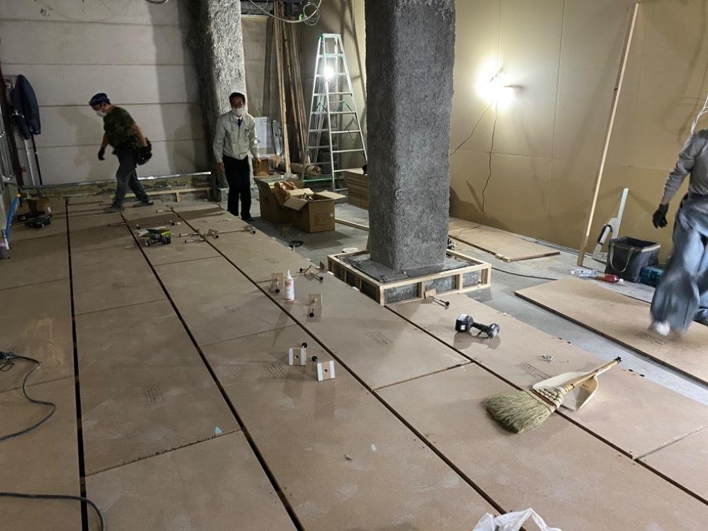 戸塚店(新店)改装工事スタートいたしました。_e0190287_19294239.jpeg