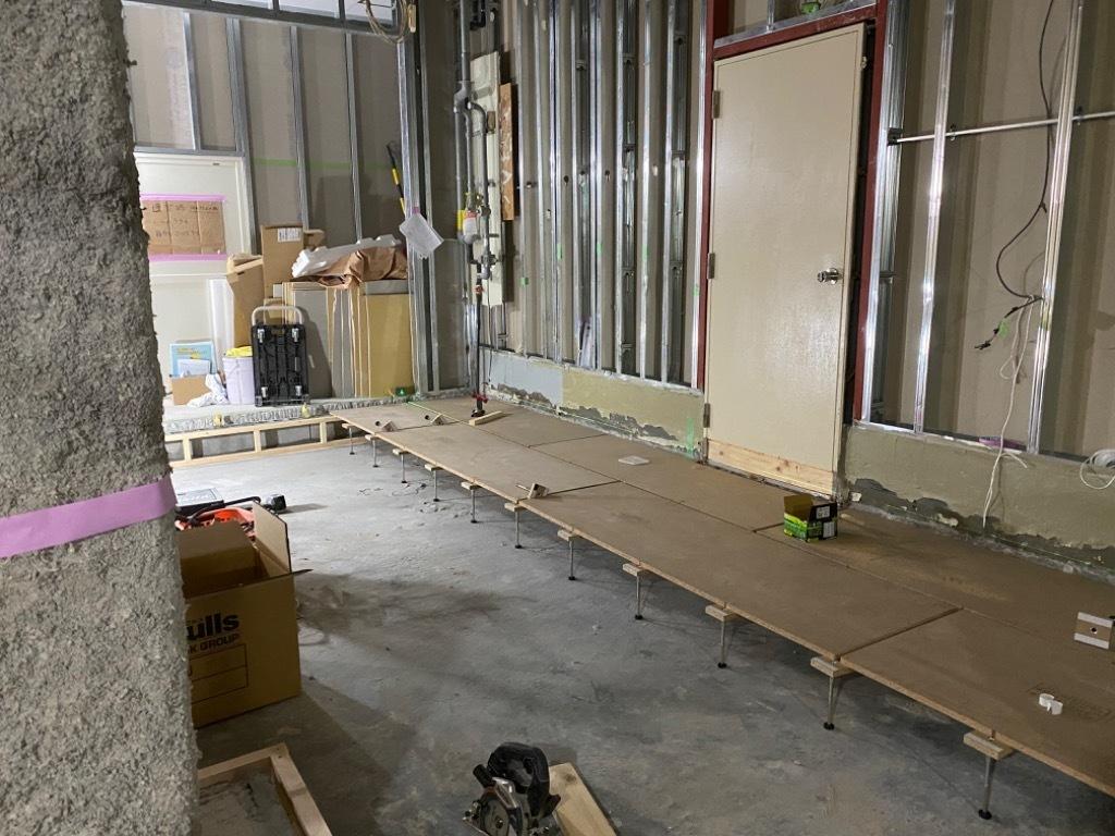 戸塚店(新店)改装工事スタートいたしました。_e0190287_19294269.jpeg