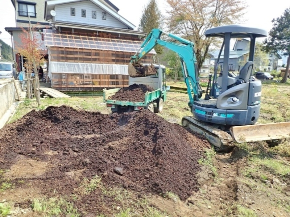 兼業農家は菜園の事始めでした_c0336902_18485629.jpg