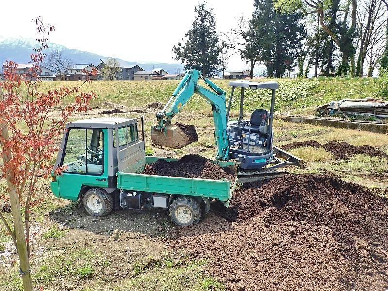 兼業農家は菜園の事始めでした_c0336902_18490475.jpg