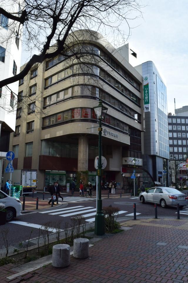 不動貯金銀行横浜支店(建築家・関根要太郎作品研究)_f0142606_11120614.jpg