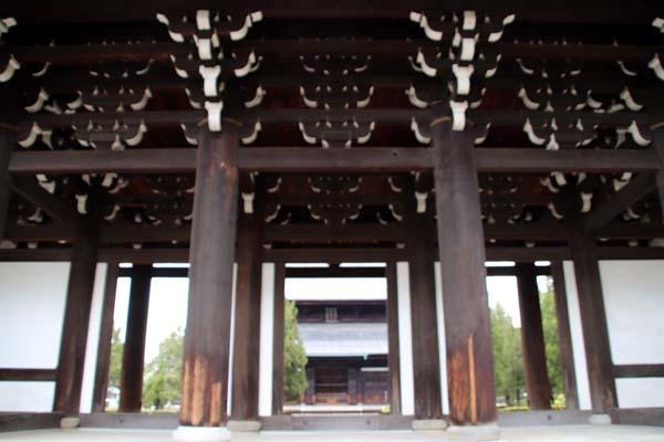 東福寺 法堂‣三門など_e0048413_15574378.jpg