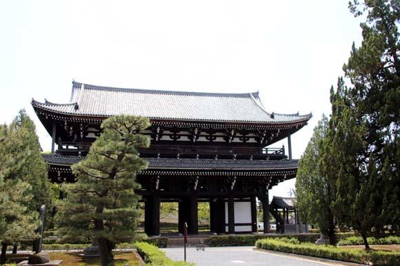 東福寺 法堂‣三門など_e0048413_15574778.jpg
