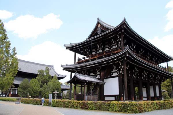 東福寺 法堂‣三門など_e0048413_15575004.jpg