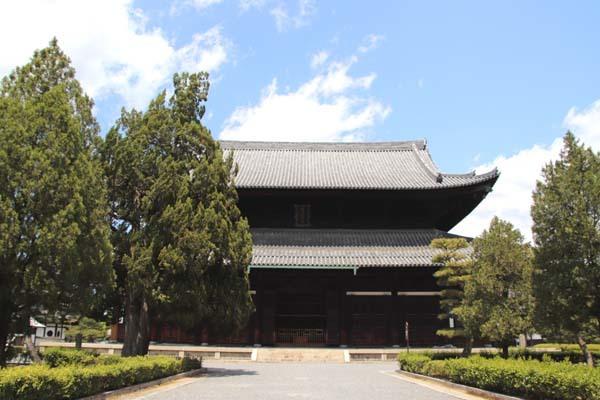 東福寺 法堂‣三門など_e0048413_15580195.jpg