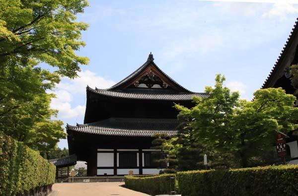 東福寺 法堂‣三門など_e0048413_15580305.jpg