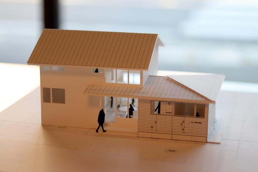 模型/住宅/倉敷_c0225122_23102138.jpg