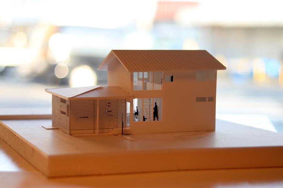 模型/住宅/倉敷_c0225122_23102988.jpg
