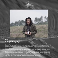 PULAU ISOLASI(孤島)の展覧会第一弾:インドネシアのアーティストCahyo Prayogo(チャヨ・プラヨゴ)の個展「Sapu Angin」_a0054926_17343579.jpg