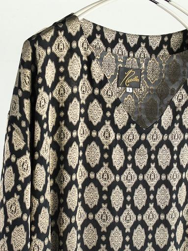 Needles  V Neck Dress - Cu/Ac Jacquard / Fine Pattern_b0139281_1124246.jpg