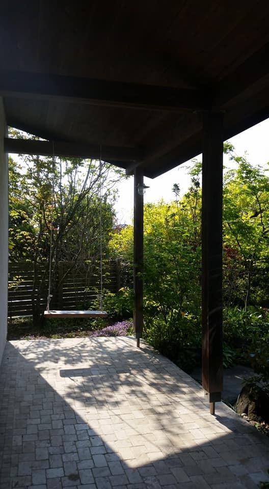 雑木の庭と子ども達と_d0080906_07321771.jpg