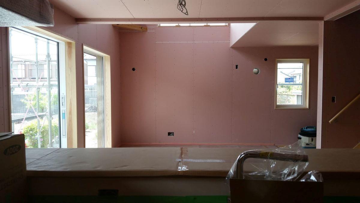 木工事完了致しました 川越市の家S様邸_d0080906_19351646.jpg