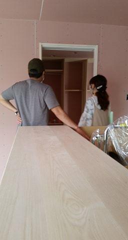 木工事完了致しました 川越市の家S様邸_d0080906_19355287.jpg