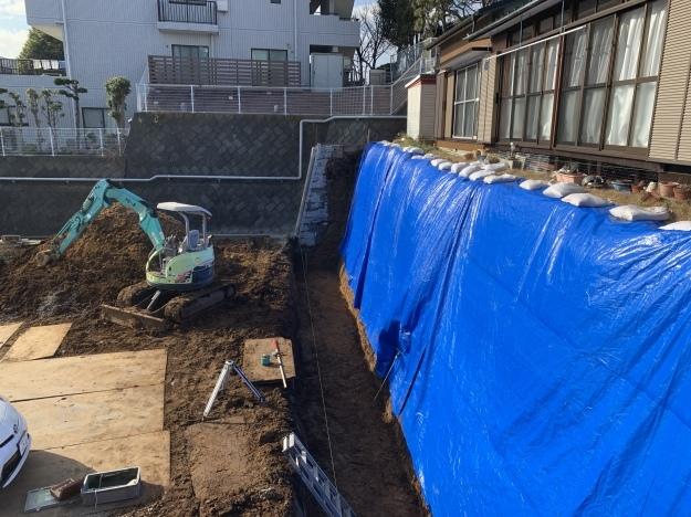 横浜で建築中の木の家_c0232909_03203299.jpg