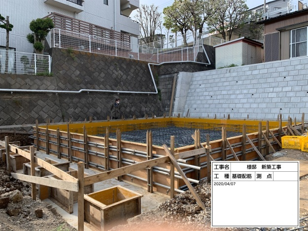横浜で建築中の木の家_c0232909_04044866.jpg