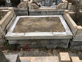 ◇国産墓石建立◇_e0363711_09092091.jpg
