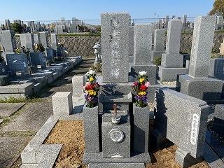 ◇お掃除代行(西神墓園)◇_e0363711_11495189.jpg