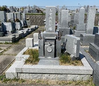 ◇お掃除代行(西神墓園)◇_e0363711_11495711.jpg
