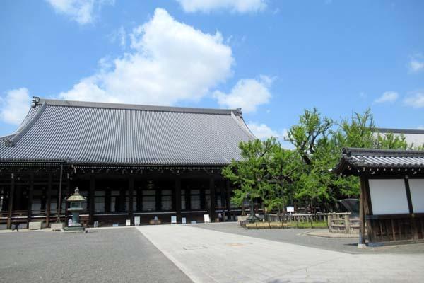 西本願寺 ツツジ終盤_e0048413_20035773.jpg