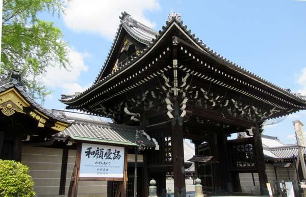 西本願寺 ツツジ終盤_e0048413_20043744.jpg