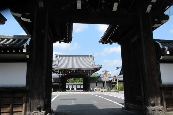 西本願寺 ツツジ終盤_e0048413_20044236.jpg