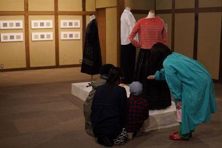 松田しろ展「ぬう」_f0190624_14400015.jpg