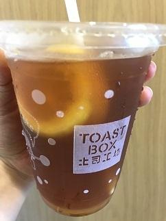 香港カフェ巡り44 「土司工坊」のトースト & コーヒー☆Cafe Explore 44 Toast Box in Hong Kong_f0371533_11340675.jpg