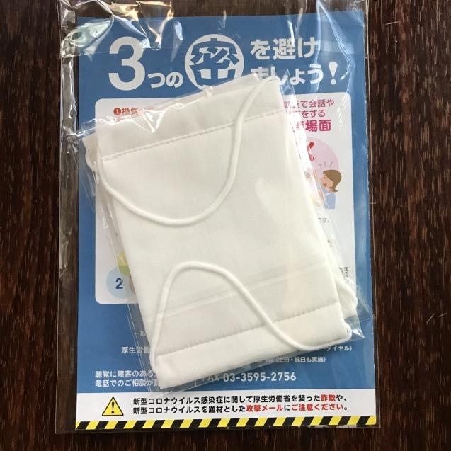 プレママ応援プリントクッキー to アベノマスク♡_e0141159_10102928.jpeg