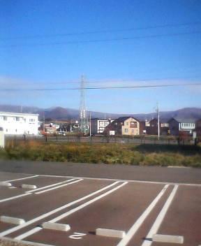 16年前は、函館陵北高校学校祭の花火大会が見えたなあ。_b0106766_14454781.jpg