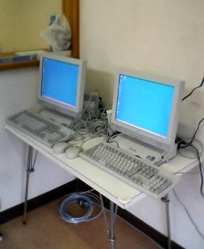 14年前は…。セラピア共同作業所開始!パソコン作業が懐かしい_b0106766_14465582.jpg