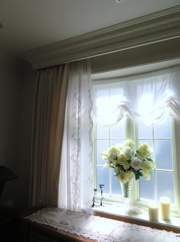 ドイツのカーテン『JAB』 モリス正規販売店のブライト_c0157866_18014973.jpg