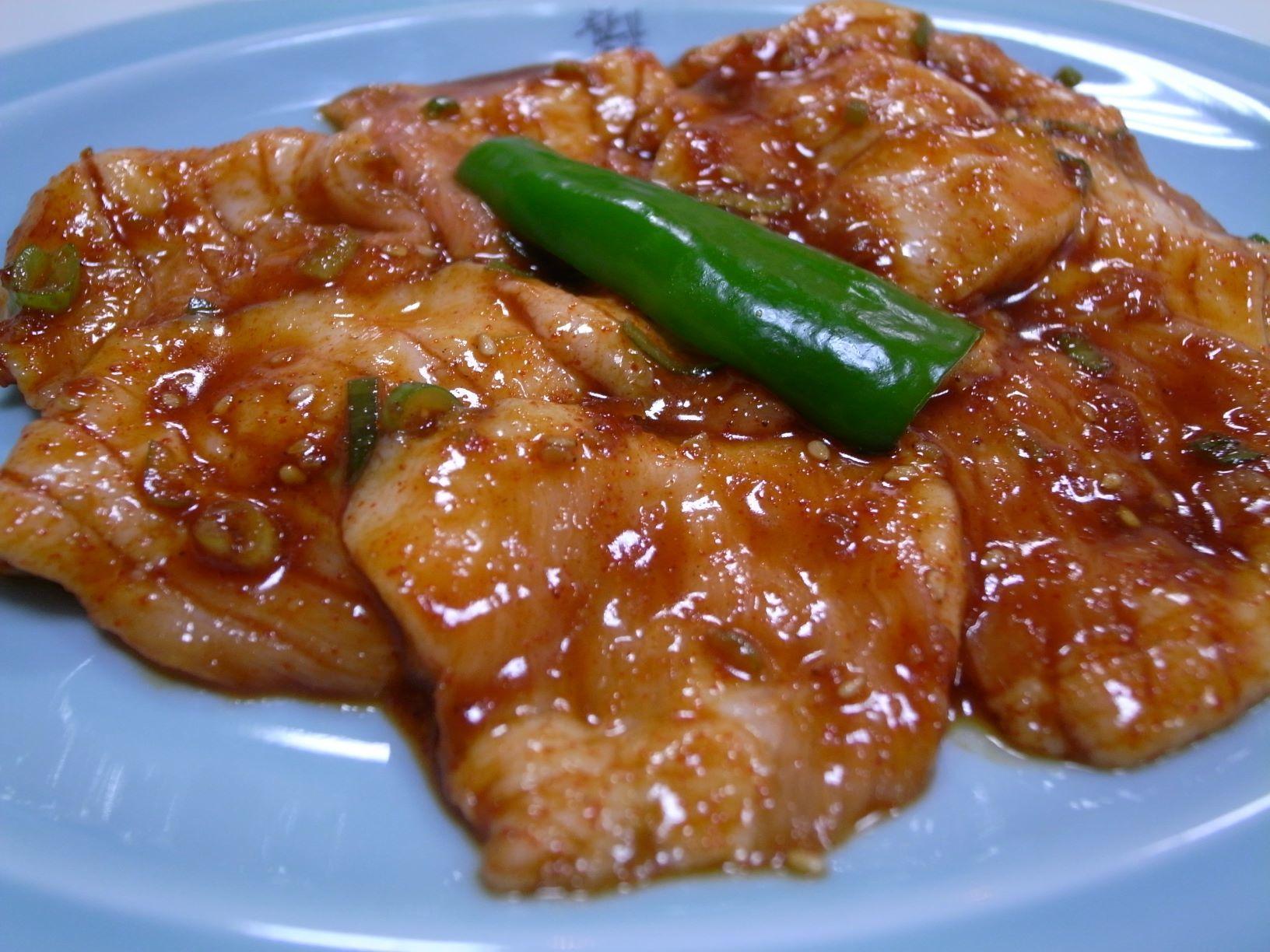 エア外食(盛岡冷麺)_d0389370_19195499.jpg