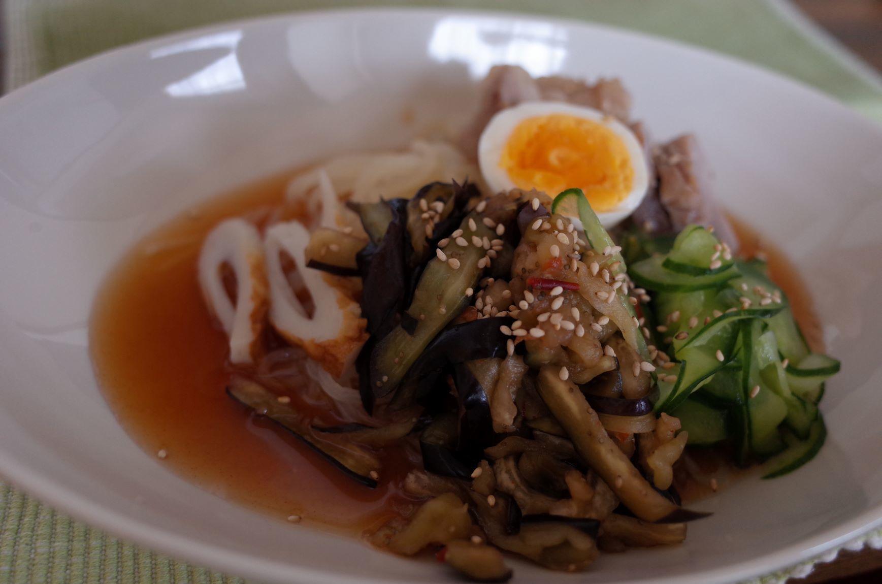 エア外食(盛岡冷麺)_d0389370_22294705.jpg