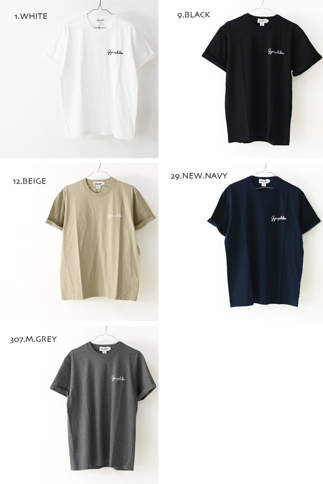 Gymphlex [ジムフレックス] W COMBED COTTON JERSEY TEE SOLID [J-1155CH] クルーネック Tシャツ・ LADY\'S_f0051306_17444616.jpg