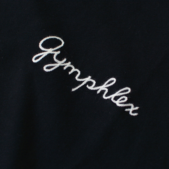 Gymphlex [ジムフレックス] W COMBED COTTON JERSEY TEE SOLID [J-1155CH] クルーネック Tシャツ・ LADY\'S_f0051306_17444632.jpg