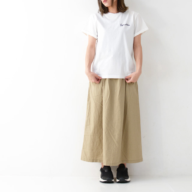 Gymphlex [ジムフレックス] W COMBED COTTON JERSEY TEE SOLID [J-1155CH] クルーネック Tシャツ・ LADY\'S_f0051306_17444653.jpg