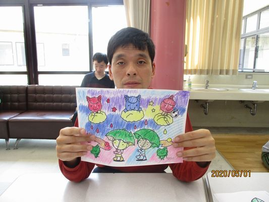 5/1 創作活動_a0154110_13350025.jpg