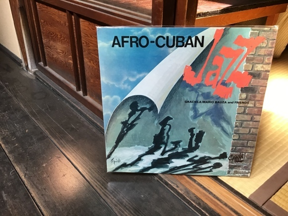 AFRO-CUBAN JAZZ / GRACIELA-MARIO BAUZA and FRIENDS_e0230141_15072759.jpeg