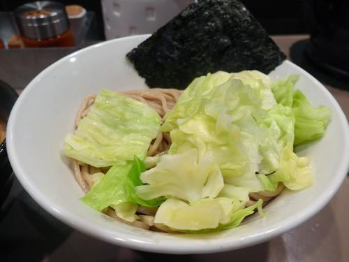 新宿「つけ麺 五ノ神製作所」へ行く。_f0232060_12104378.jpg